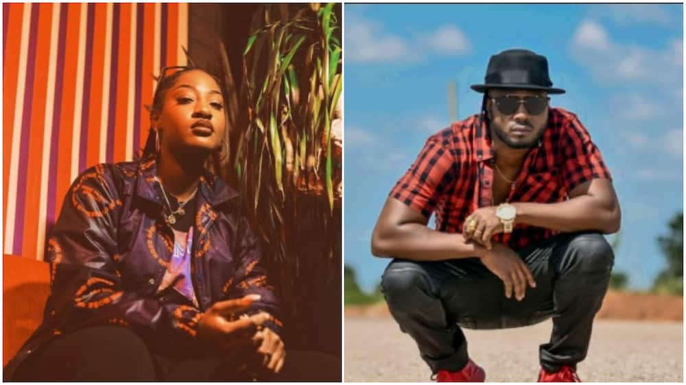 Tems tells Uganda singer to stay from Nigeria, accuses him of arresting her