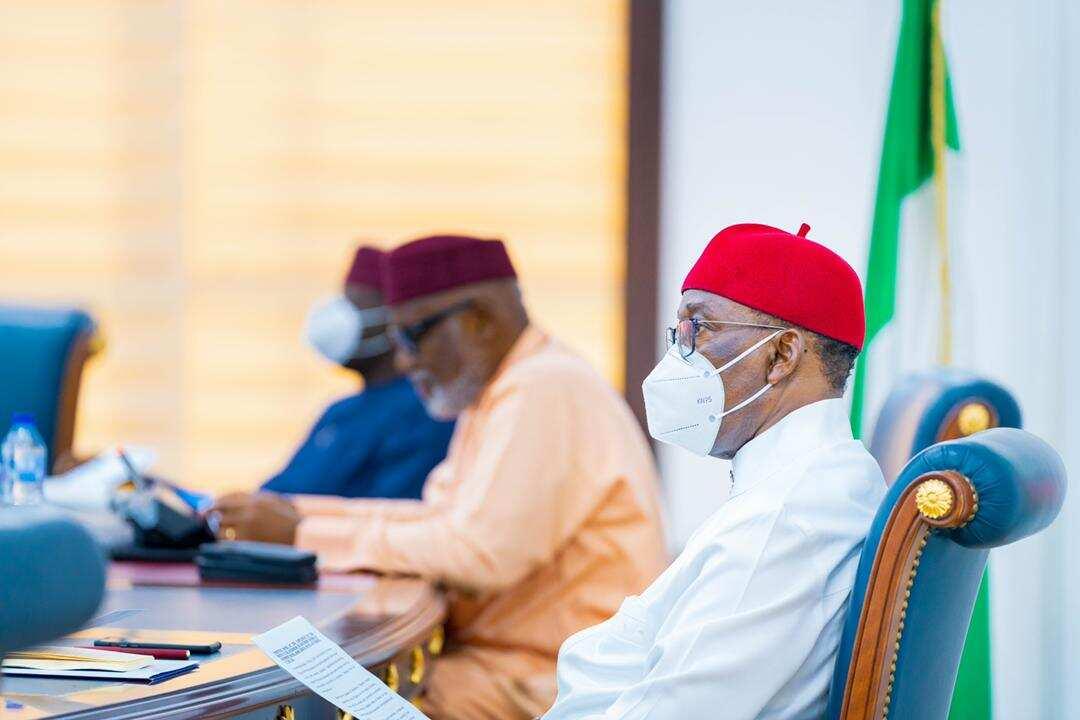 Southern governors ask President Buhari to convoke national dialogue