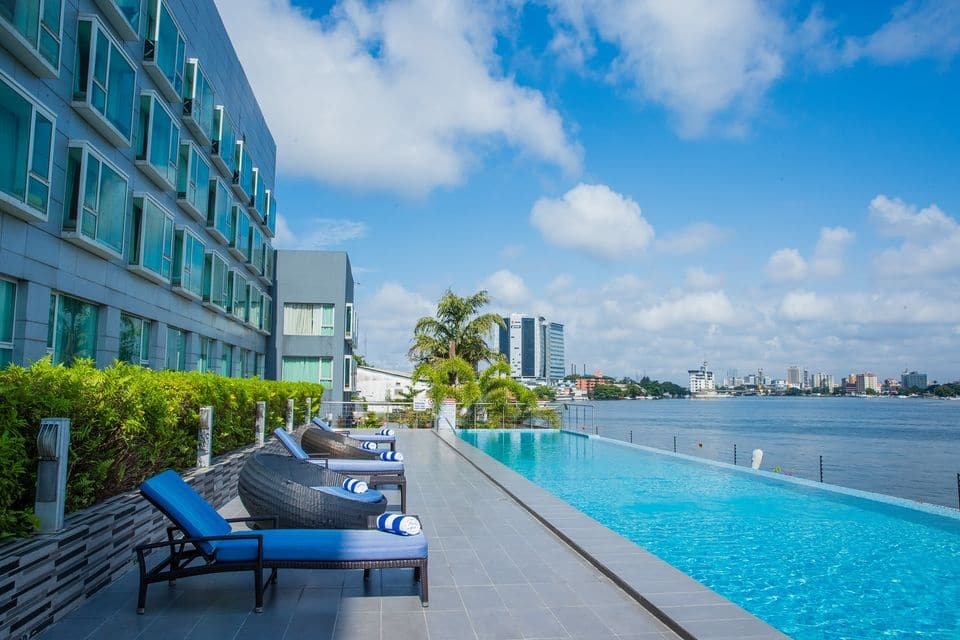 Biggest hotel in Nigeria