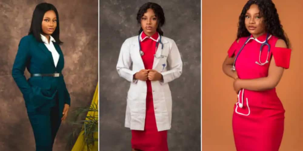 Bellow Mariam is a Nigerian medical doctor
