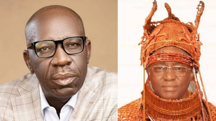 Community begs for completion of donated healthcare project, sends message to Governor Obaseki, Oba of Benin