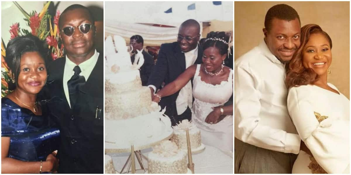 Comedian Ali Baba shares beautiful feedback photos as he celebrates his 15th wedding anniversary ▷ news from Nigeria