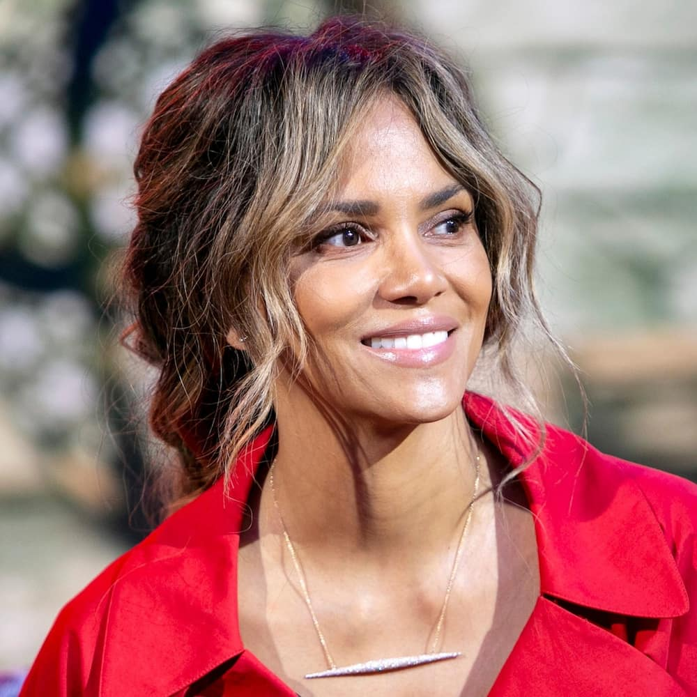 Actress Halle Berry shuts down troll for saying she 'can't keep' a man