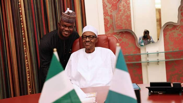 Yahaya Bello hails President Buhari on bilateral pact with Russia to revive Ajaokuta