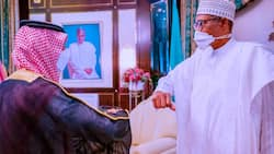 Fitar da Ɗanyen Mai: Saudiyya Kawar Kirki Ce, Ta Jima Tana Mutunta Najeriya, Buhari