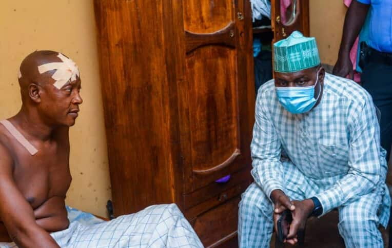 Five APC Party Chieftains Hospitalised in Ilorin from Kwara Violence