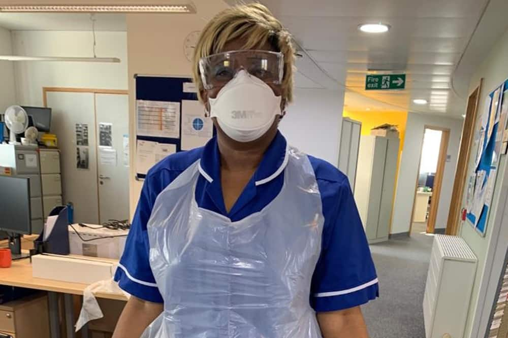 Tears as Nigerian-born nurse dies of COVID-19 in London