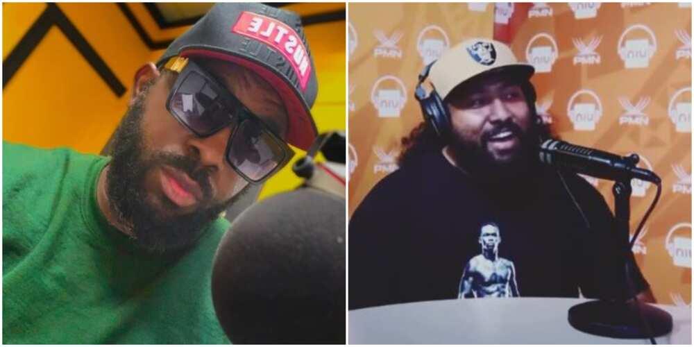 Upcoming Nigerian Singer Reggie Recounts Meeting 'Oyinbo' Helpers through the Internet