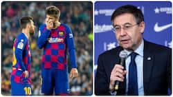 Barcelona chief Bartomeu holds crucial meeting with Lionel Mess, 3 others over 1 major problem