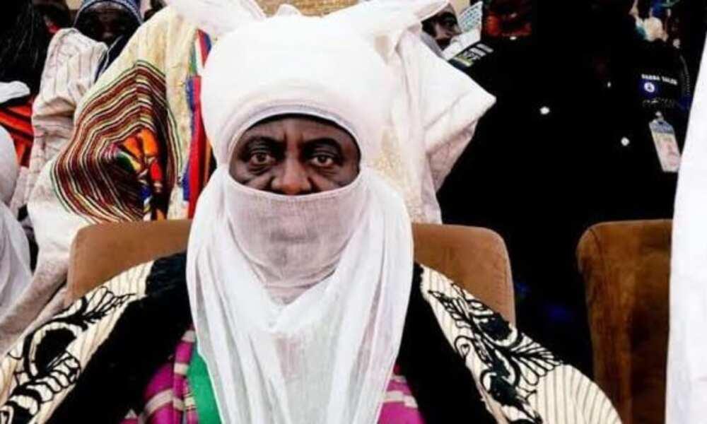 Emir of Kano, Many Passengers Escape Death As Abuja-Bound Plane Develops Engine Failure