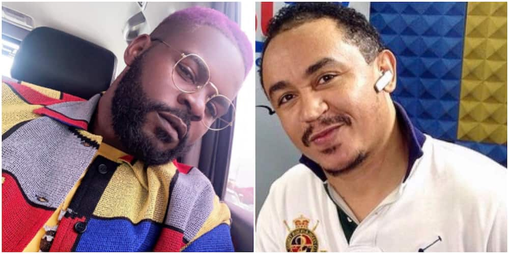 Media personality Daddy Freeze pledges support for Falz if he chooses to contest for presidency