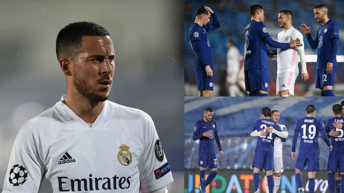Real Madrid star set for stunning move to Chelsea after nightmare spell at the club