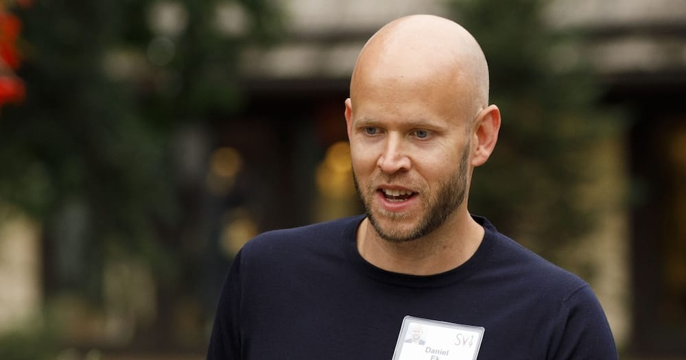 Spotify founder declares interest in buying Arsenal amid fan protests over current ownership