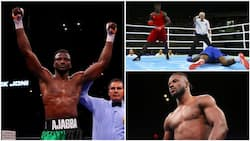 Meet Nigerian boxer who holds the world's record for fastest victory after opponent leaves ring