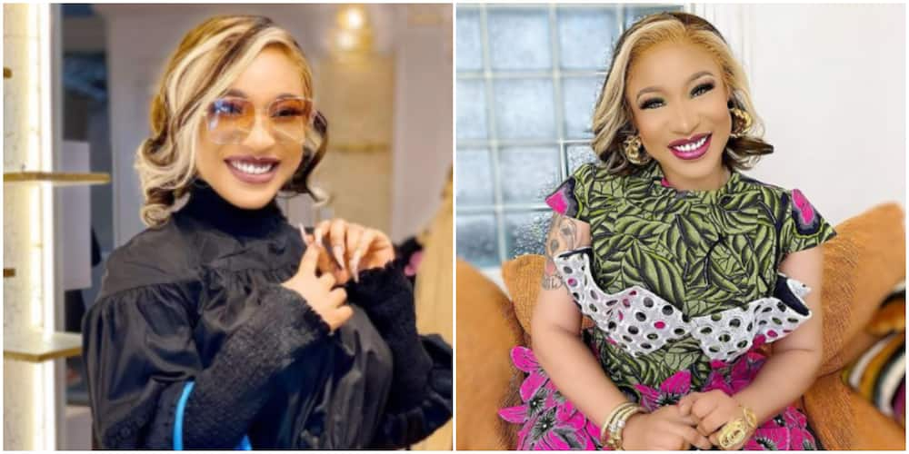 Divorce Is for Rich People, Pack and Go Is for the Poor: Tonto Dikeh Shares Different Styles of Separation