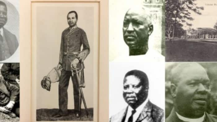 Meet the only eight Nigerian medical doctors in the 19th century, they were all outstanding