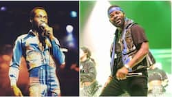 Fans compare Falz to Fela after release of latest musical video