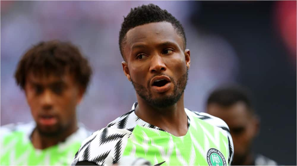 John Obi Mikel distances self from report purportedly linking him with Biafra agitation