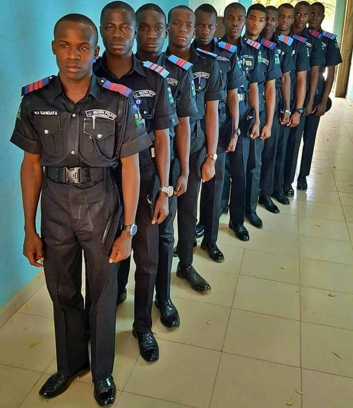 Nigeria police academy website