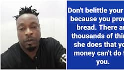 Don't belittle your wife because you're the provider - Rapper Eedris Abdulkareem says
