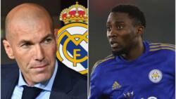 Kalli dan kwallon Najeriya da Zidane ke zawarci don kara ma Real Madrid karfi