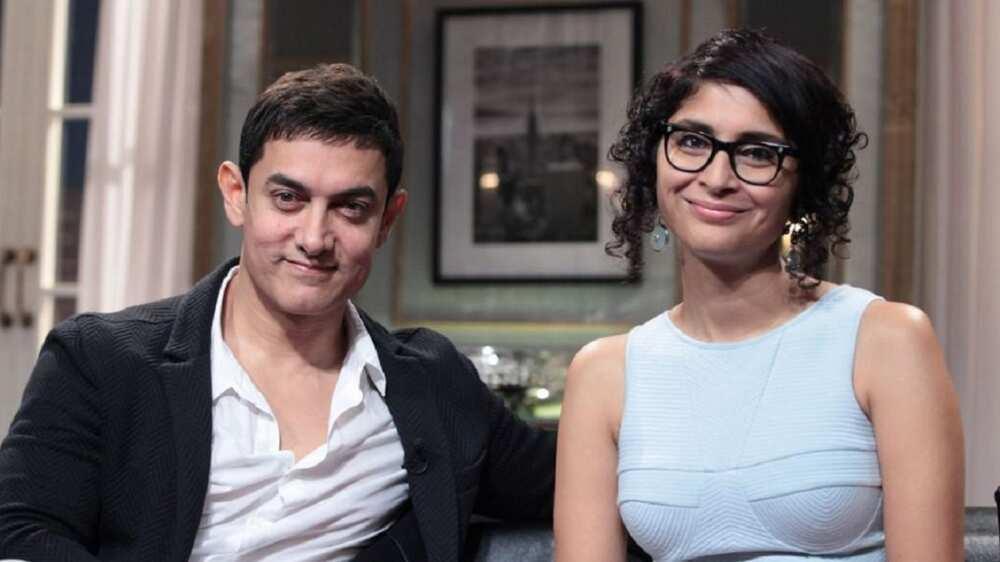 Aamir Khan da matarsa Kiran Rao