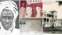 Old receipt reveals Dangote's grandfather as one of the first Nigerians to deposit money in a bank
