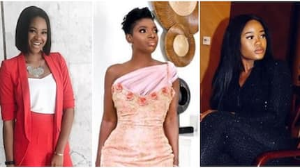 BBNaija CeeC and former Miss Nigeria react to Annie Idibia not being a feminist