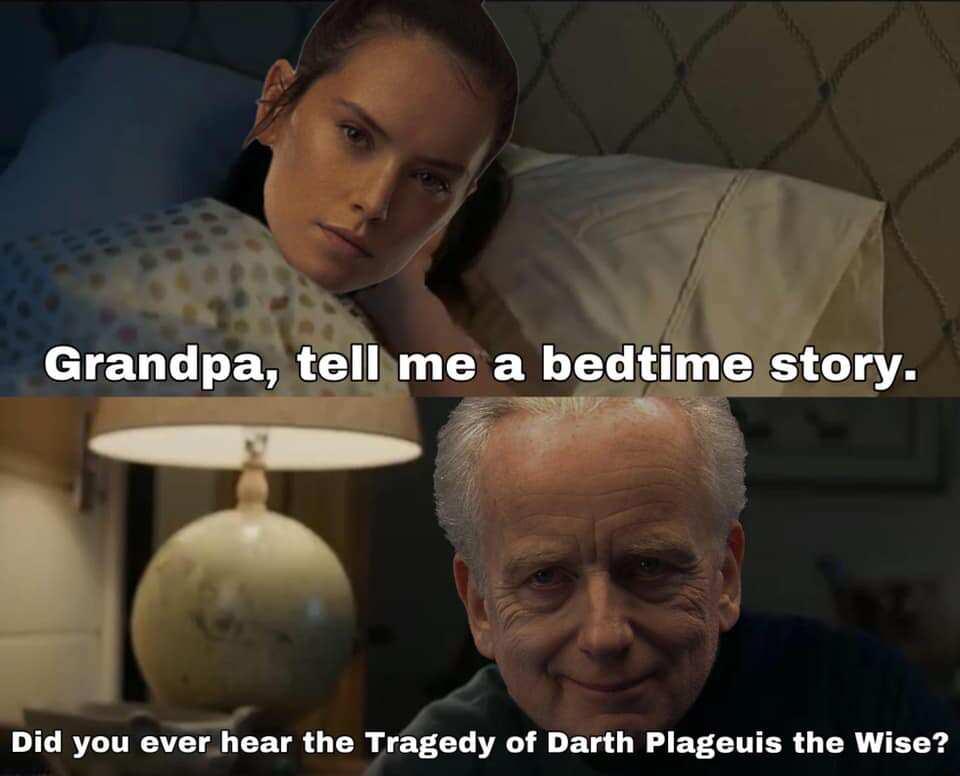 rise of skywalker memes