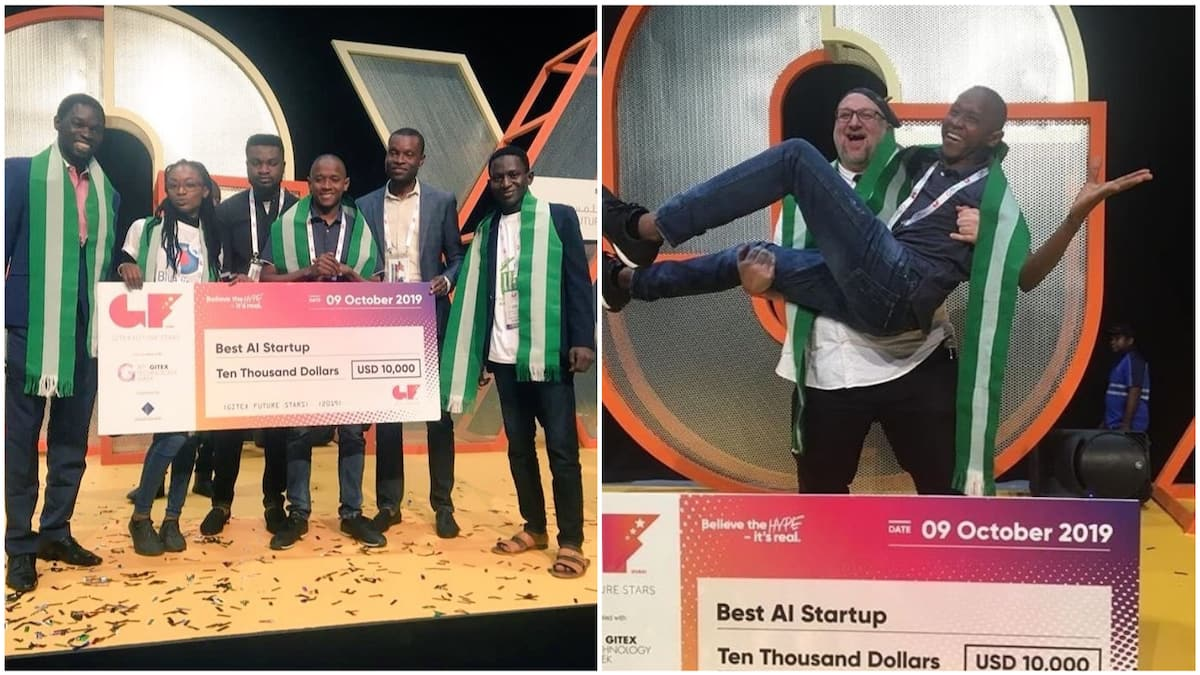Nigerian app developer beats 750 others from 73 countries