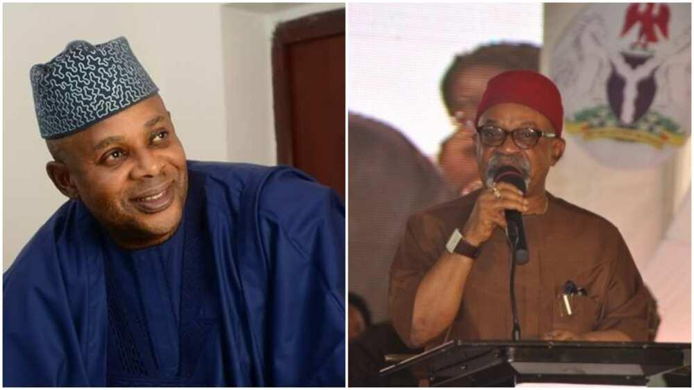 Wata sabuwa: An yi musayar kalamai tsakanin ministan Buhari da dan majalisa