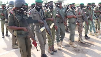 Five police officers killed as gunmen attack another police headquarters in Nigeria