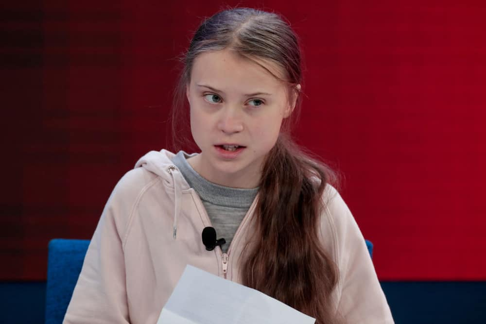 What has Greta Thunberg done