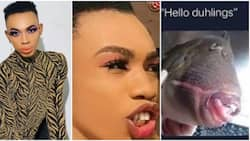 Stop comparing me with a fish - Cross-dresser James Brown tells bullies (photos)