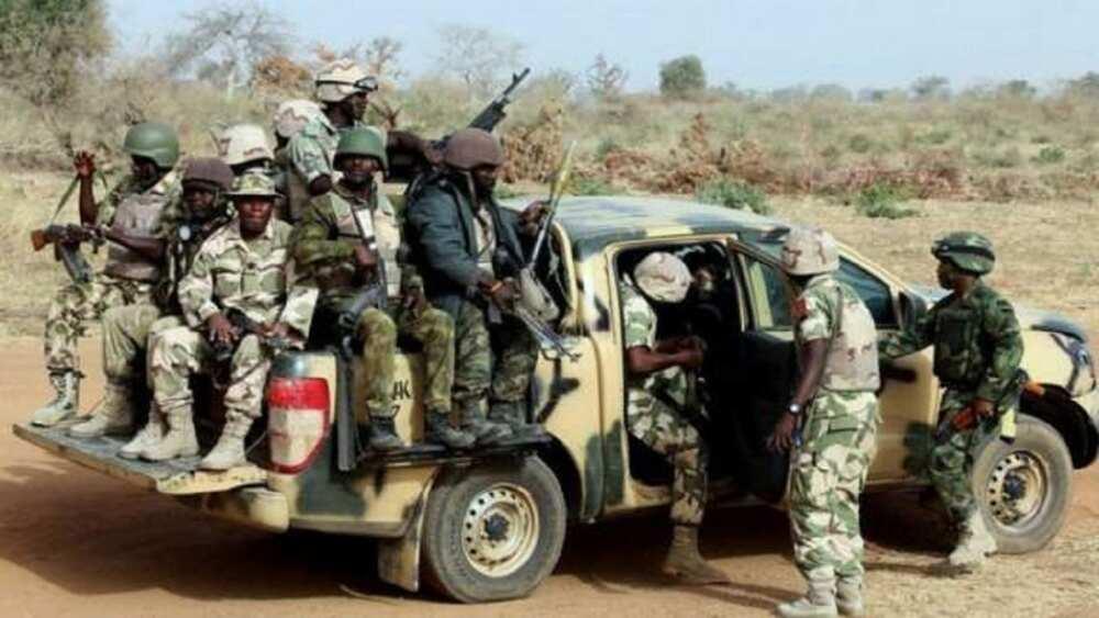 Rundunar sojin Nigeria ta ragargaji mayakan Boko Haram a wani arangama