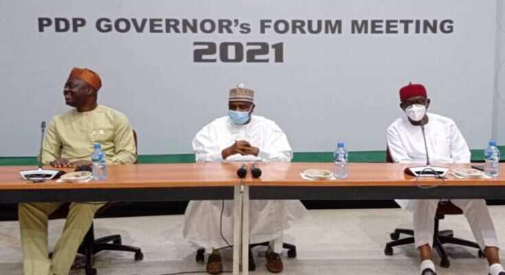 Gwamnonin PDP: Muna Bukatar Buhari Ya Kara Mana Karfin Iko