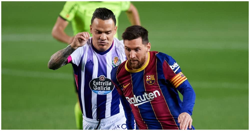 Lionel Messi Sensationally Accuses Referee of Trying to get Him Suspended for El Classico