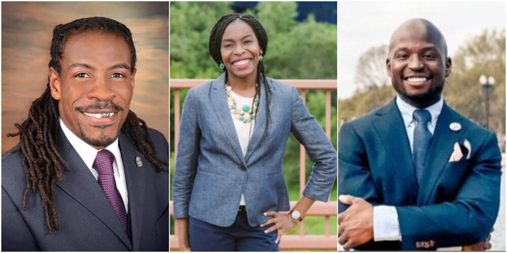 Owolewa, Agbaje, Chukwuocha: 3 Nigerians who were victorious in the US elections
