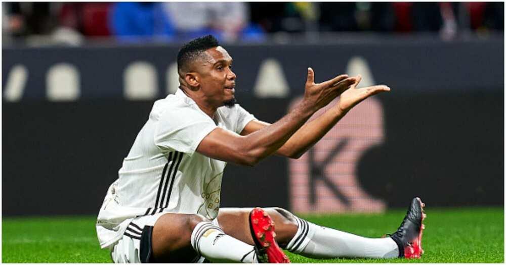 Samuel Eto'o: Cameroon football legend survives tragic car crash
