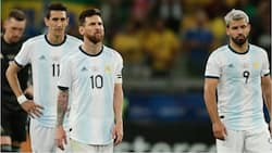 Trouble in paradise as Messi's close pal demands he should be dropped from Argentine squad after being snubbed