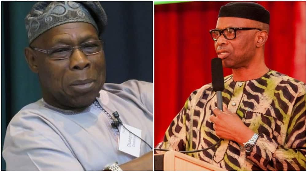 Ondo 2020: Obasanjo did not meet Mimiko on support for PDP, says media aide