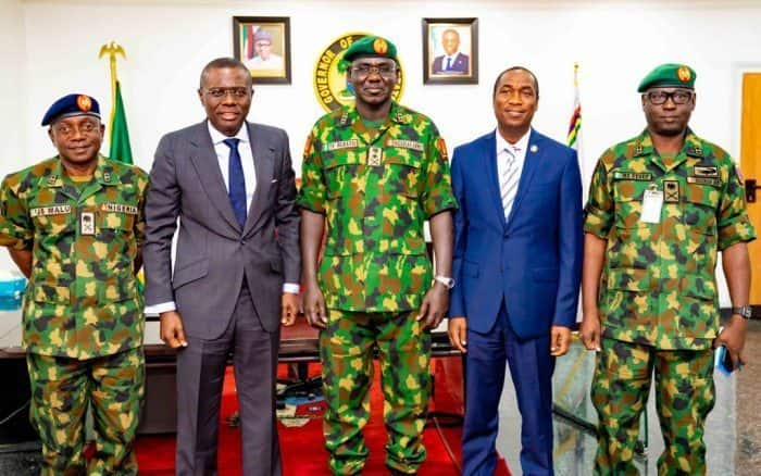 Expect another Operation Crocodile Smile in Lagos - Buratai - Legit.ng