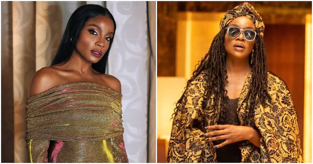 Seyi Shay advice ladies on  relationship