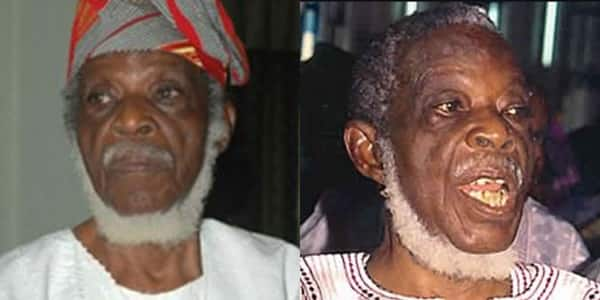 Senator Ayo Fasanmi: Afenifere leader dies at 94
