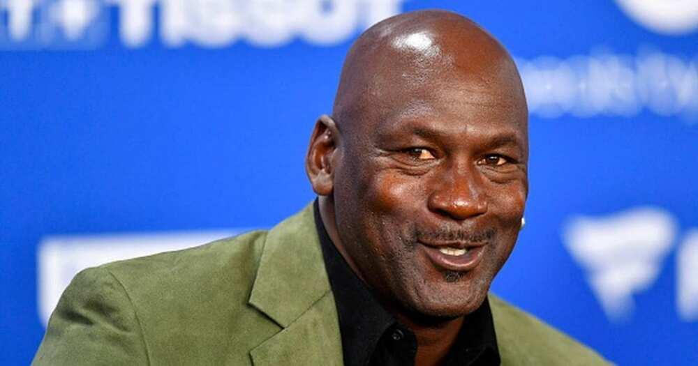 Michael Jordan, opens, 2nd clinic, uninsured people, hometown. Please export