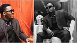 I don't struggle or try hard to push my music outside Nigeria and it does well, rapper Olamide says