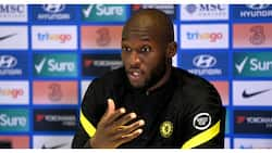 Chelsea record signing hits training ground, sends warning to Arsenal ahead of EPL tie at Emirates