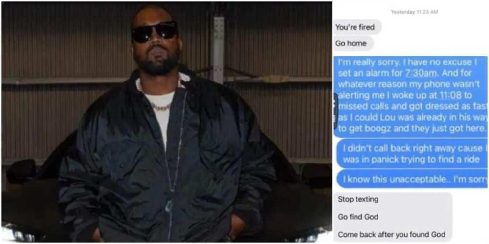 Kanye West allegedly fires Donda engineer