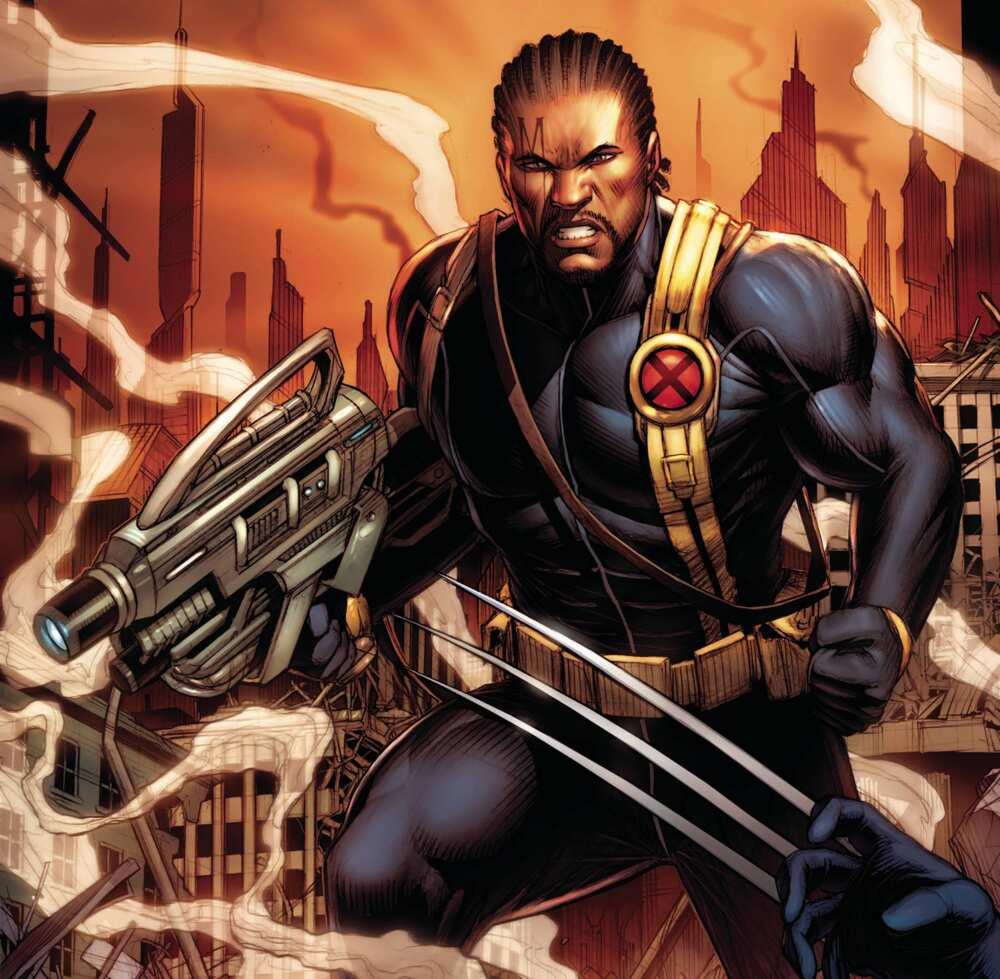 first black superhero