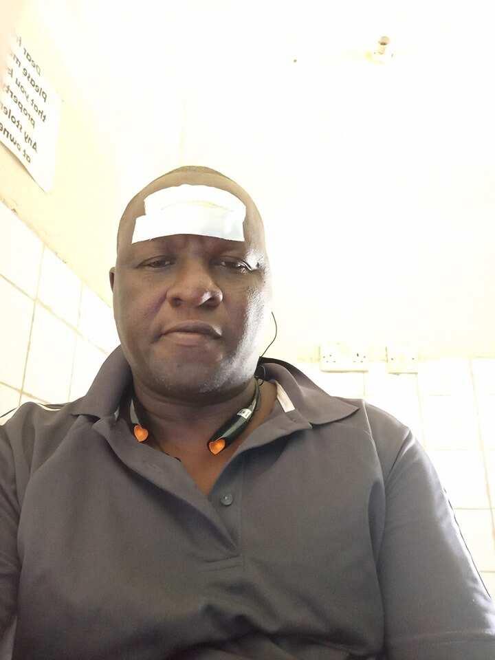 My driver slept off - Ambode's commissioner survives car crash